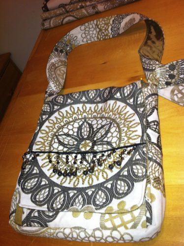 Meditation Cushion Bag | Brocade