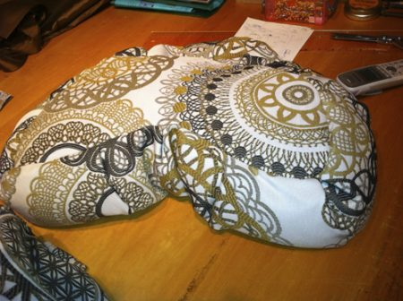 Meditation Cushion | Brocade